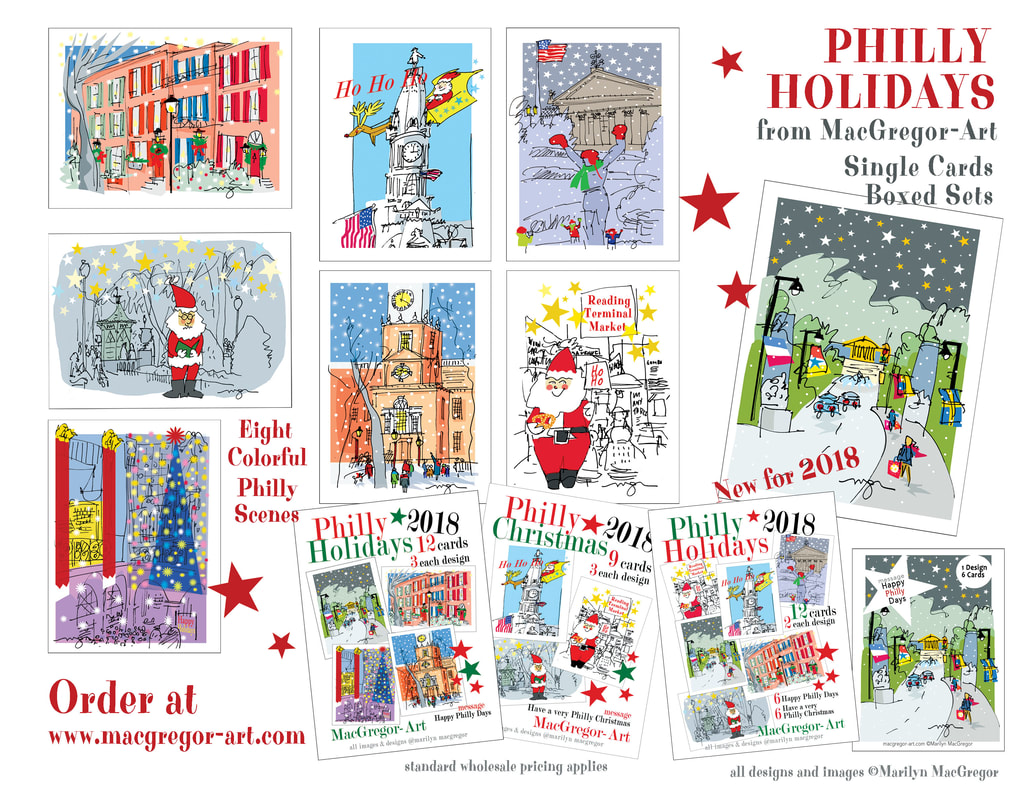 Wholesale Holiday Cards - MacGregor-ART